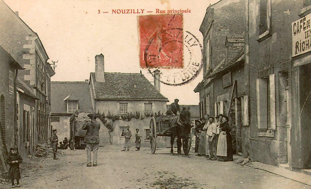 Rue principale (Paul Boivinet)